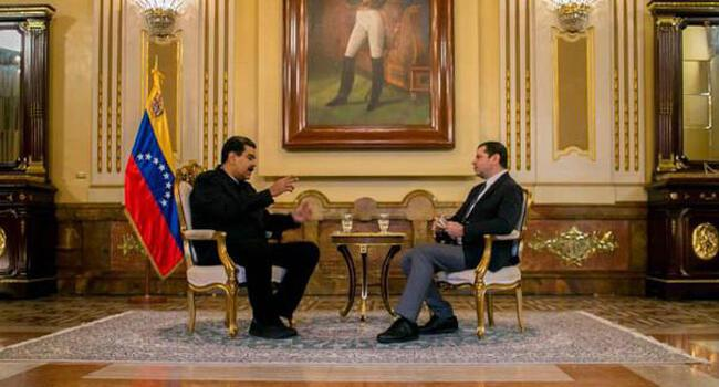 Laws, justice will bring solution to Venezuela: Maduro