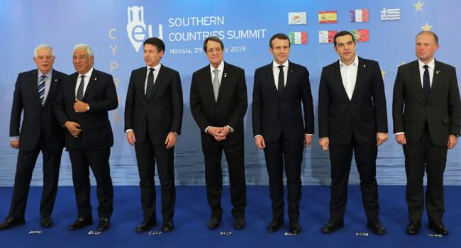 Cooperation with Turkey must continue, southern European leaders agree