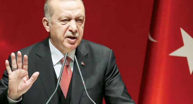 Smear campaign launched against me for attending pianist's concert: Erdoğan