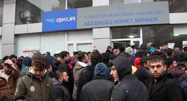 Turkey's unemployment rate rises to 12.3 pct in November 2018