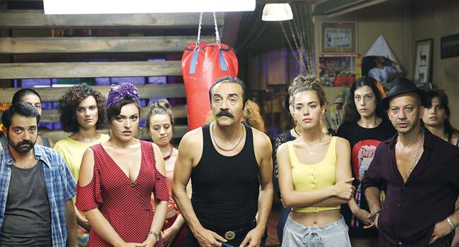 Netflix release of Turkish film in cinemas stirs reactions
