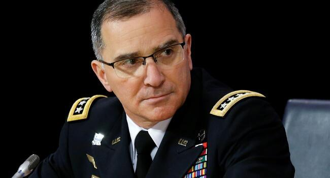 US general hopes Turkey reconsiders purchase of S-400