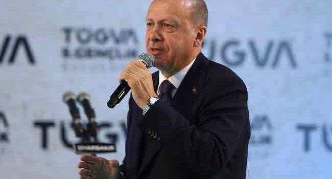 Erdoğan: Purchasing S-400 not related to NATO, F-35