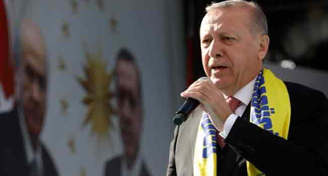 Turkey to become global player in defense industry: Erdoğan