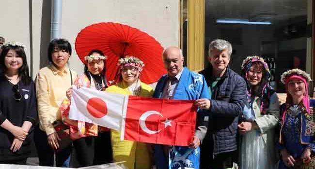 Turkey, Japan hold festival to honor Galen