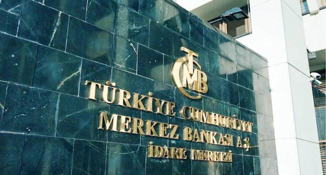 Turkish Central Bank reserves rising steadily: Governor