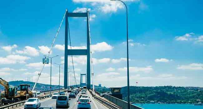 Turkey's state-run roads, bridges bring in $55 million in two months