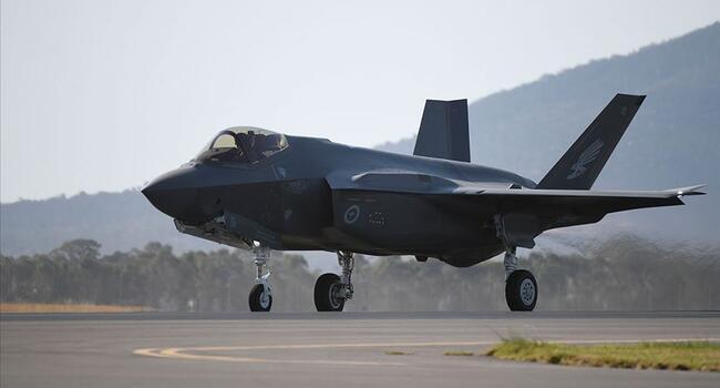 US transfers Turkeys F-35 jet to Arizona base