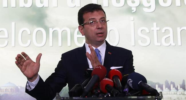We support normalization: İstanbuls newly elected mayor