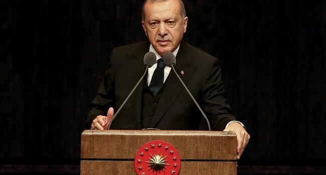 Turkey's critics over Armenian issue have bloody past: Erdoğan
