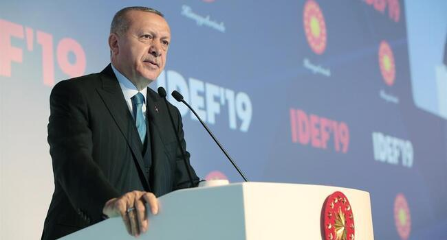 Erdoğan says F-35 project would collapse without Turkey