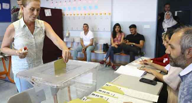 Voting begins in Turkeys re-do Istanbul elections