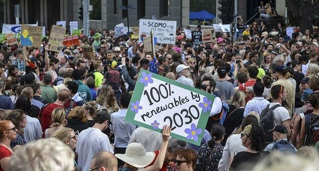 Global climate strike gathers 7.6M people
