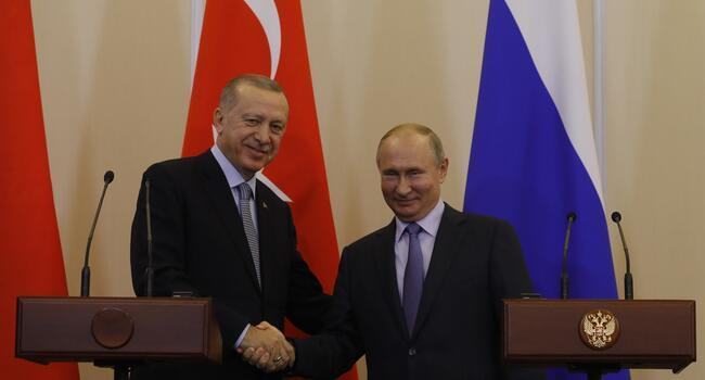Turkey, Russia agree on new Syria accord
