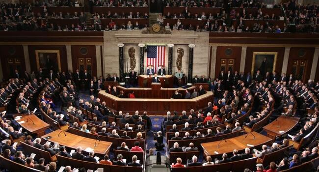 US House passes resolution on events of 1915, imposes sanctions over Syria op
