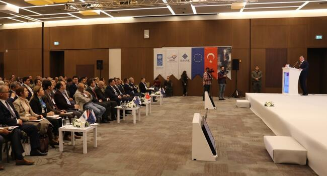 UNDP, Hatay Municipality tackle climate change, environmental impacts of migration