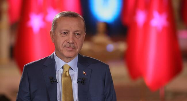 Erdoğan says Libya deal shows determination to protect rights