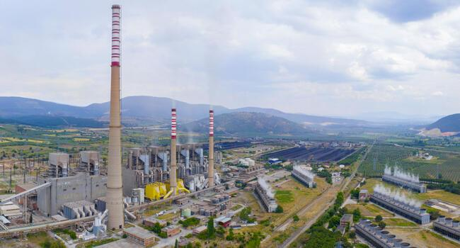 Thermal power plant in Soma sealed