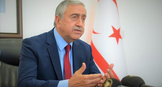 Turkish Cypriot leader says EastMed project costly, not conducive to Cyprus settlement