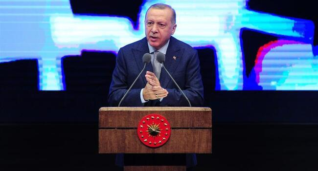 Turkey to keep backing legitimate Libyan gov't: Turkish president