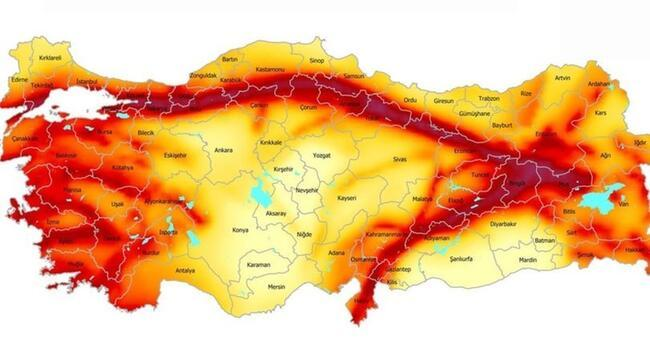 Timeline: Major earthquakes in Turkey