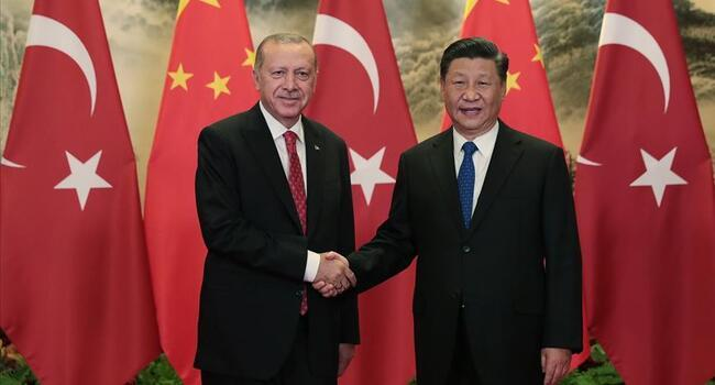 Turkish, Chinese presidents discuss COVID-19