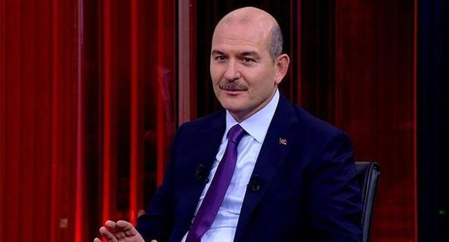 Interior minister says he will 'continue' post after Erdoğan rejects resignation