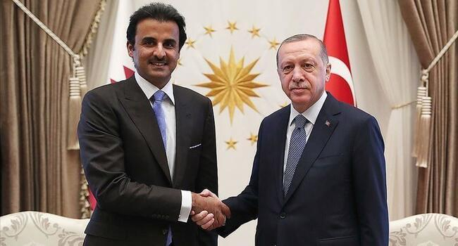 Erdoğan speaks with Qatari, Iraqi leaders over phone