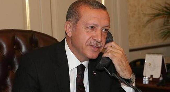 Turkish president extends Eid greetings to leaders