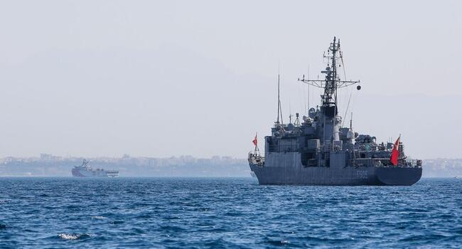 Turkey warns Greece via NAVTEX over shooting exercise on Chios, says violation of treaty