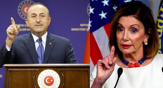 Turkish top diplomat slams US Speaker of House on remarks about Turkey