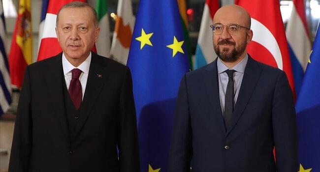 Turkey hopes to turn 'new page' with EU: Erdoğan