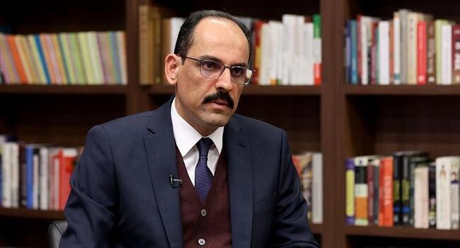 Türkiye'nin NATO'ya koşulsuz bağlılığı: Cumhurbaşkanlığı Sözcüsü