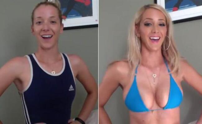 Jenna Marbles Bikini