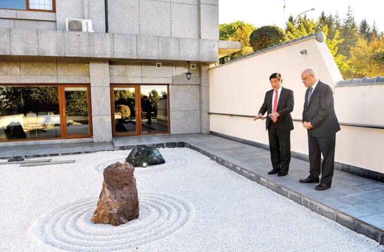 Turkey, Japan 'two states, one heart': Japanese envoy