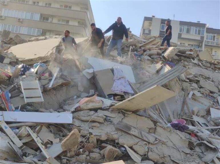 Magnitude 6.6 earthquake jolts Turkeys Aegean region