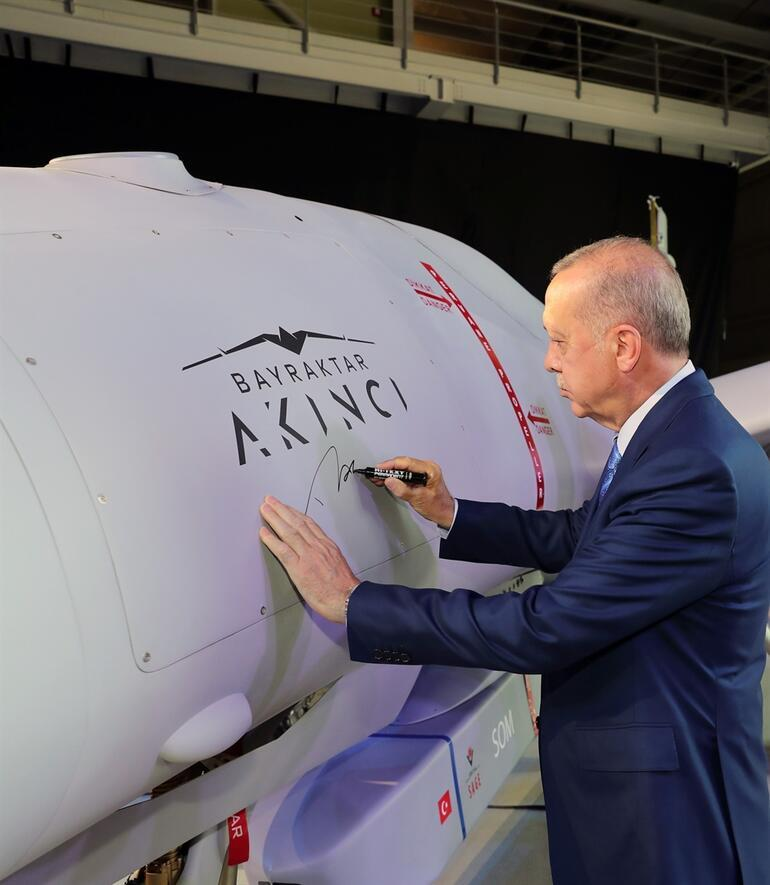 Akıncı UCAV added to military inventory