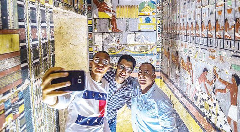 İşte Mısır'ın son harikası