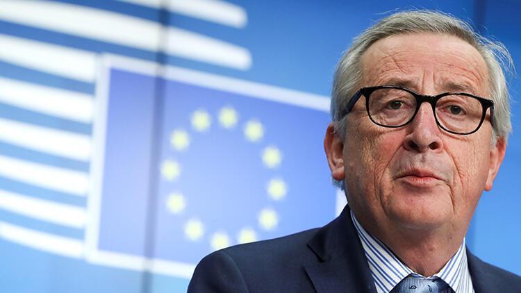 Juncker'den dikkat çeken Brexit çıkışı