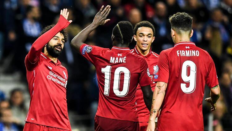 Porto 1-4 Liverpool