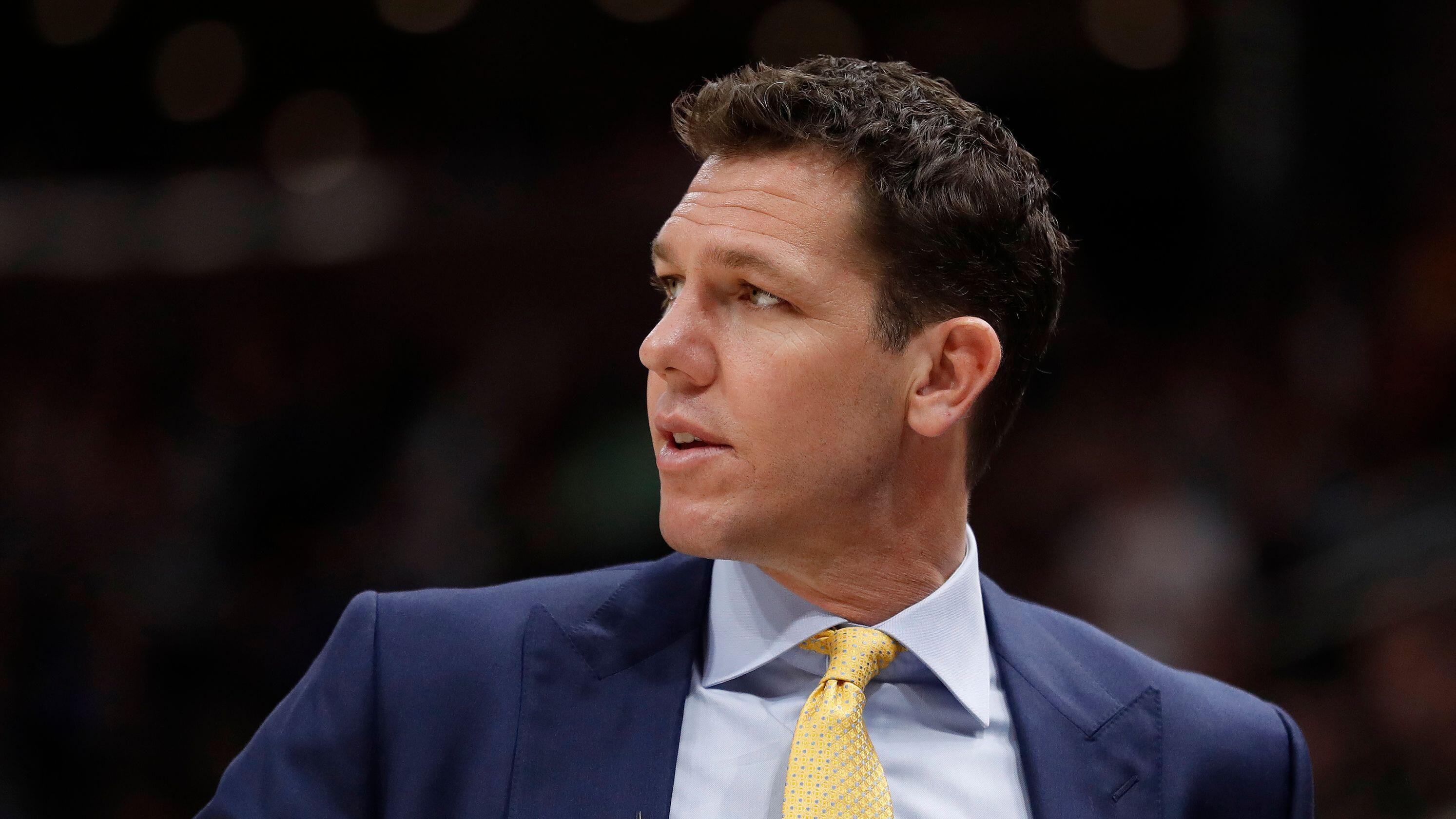 NBA koçuna taciz davası