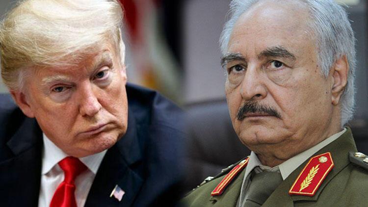 Trump, Hafter'i neden destekledi