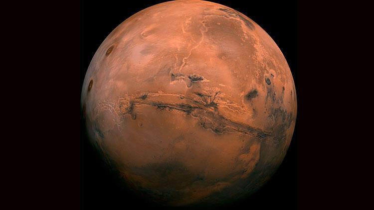 InSight, Mars'ta küçük yer sarsıntısı kaydetti