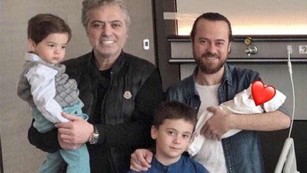 Cengiz Kurtoğlu'nun dedelik heyecanı!