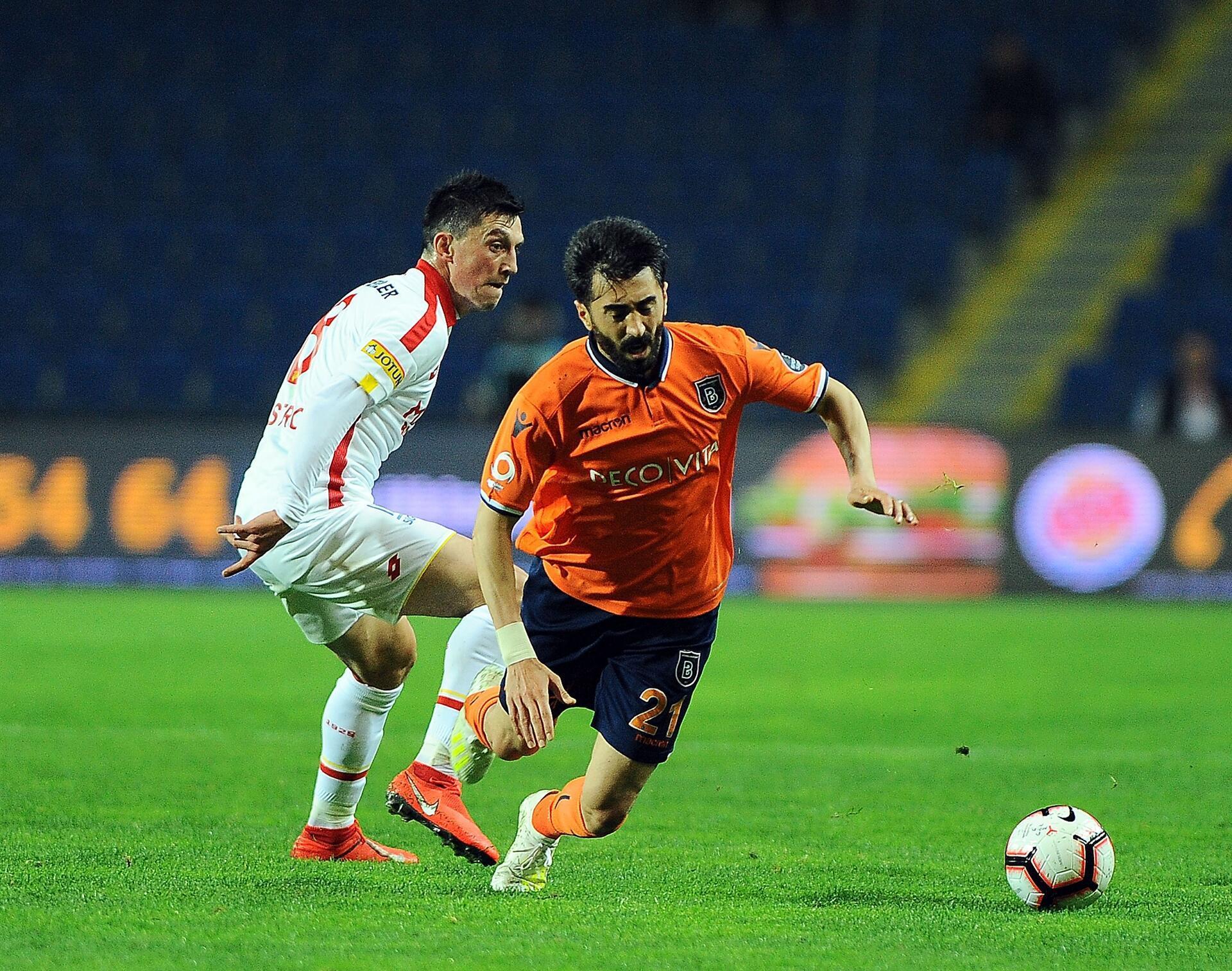 Medipol Başakşehir 0-2 Göztepe