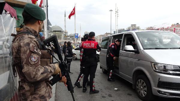 İstanbul'da 'Kurt Kapanı - 8' denetimi