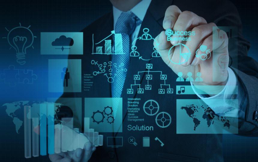 Bilişim sektörü yazılımda hızla büyüyor