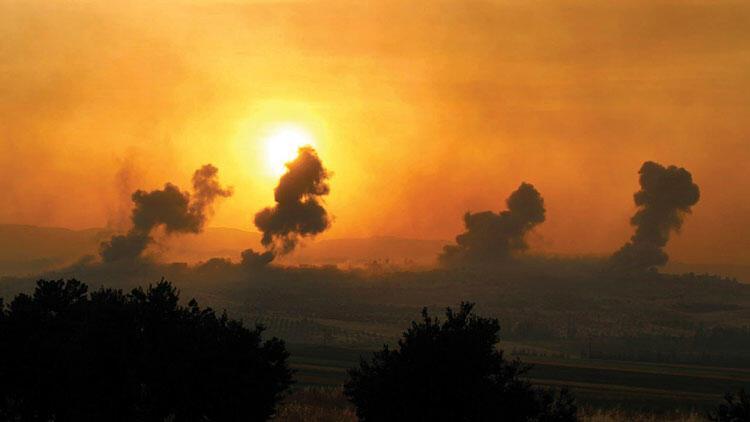 İdlib de çatışmalar şiddetlendi