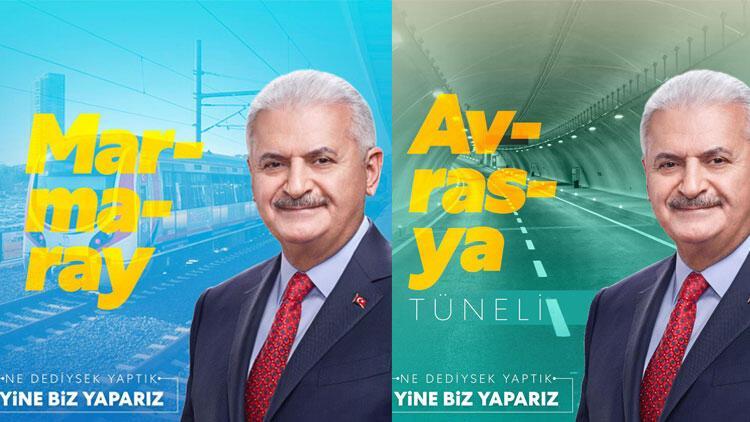 Berat Albayrak: Binali Yıldırım İstanbul için nice hizmetler yapacak