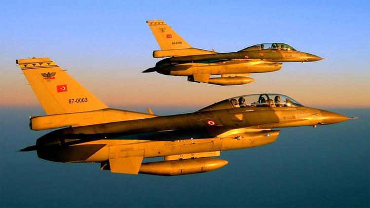 MSB duyurdu! Kuzey Irak'a hava harekatı…